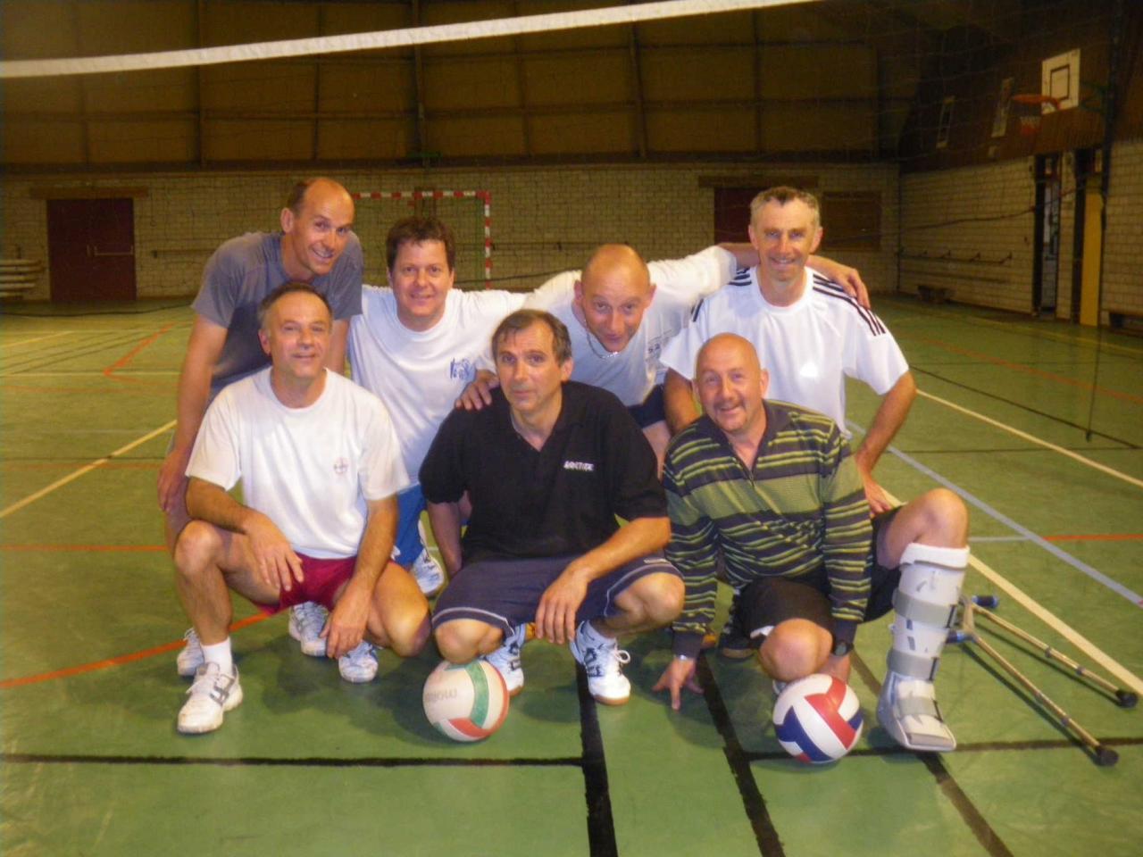 2009 - l'équipe Bart 1 championne de poule A