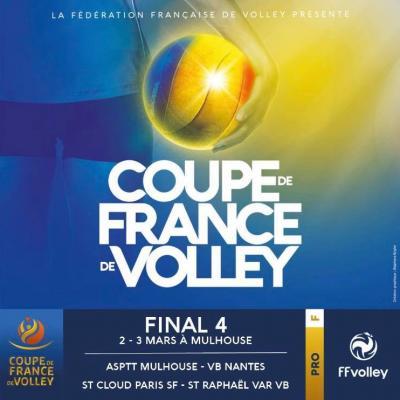 Coupe de france ffvb 2019